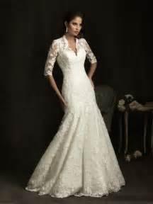 Wedding gowns ri trumpet cap sleeves
