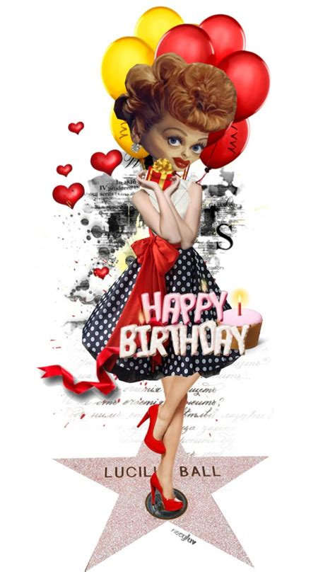 what is a happy l quot happy birthday wishes from lucy quot by necyluv liked on