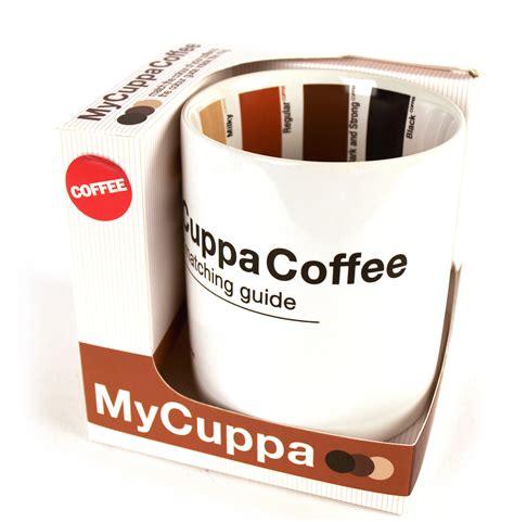 Cuppa Coffee my cuppa coffee mug with strength guide pink cat shop