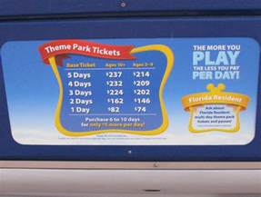 Cheap Tickets To World Disney World Discount Tickets 1 Day