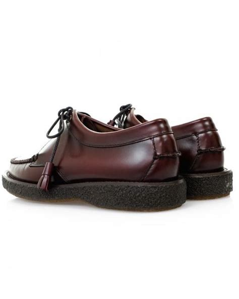Sneakers G 1137 g h bass co grepe tie wine leather shoes ba11230 000 in multicolor for wine save 34