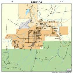 eagar arizona map 0420960