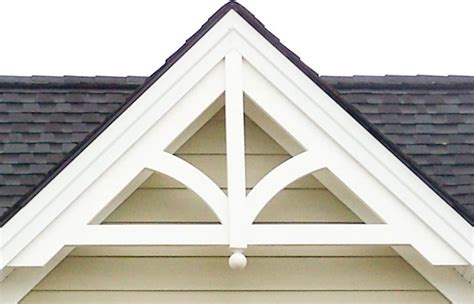 Gable Roof Window Designs Decorative Gable Gp200 With Finial Decorative Gable