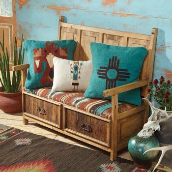 best 25+ southwestern benches ideas on pinterest
