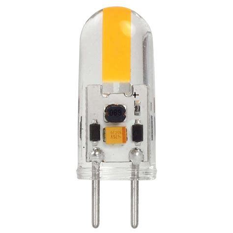 Led Light Bulbs Efficiency Mengsled Mengs 174 Gy6 35 3w Led Light Cob Led Bulb L Ac Dc 12v In Warm White Cool White