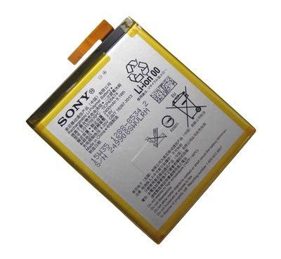 Battery Sony Battery 1288 8534 Original M4 Aqua Dual sony xperia m4 aqua e2303 accu lis1576erpc 2400mah