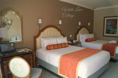Grand Floridian Rooms by The Grand Floridian White Lace Cottage
