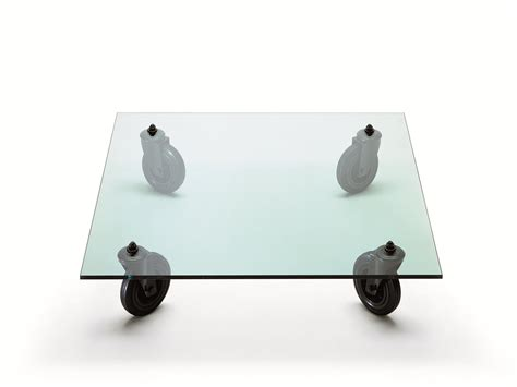 glass coffee table with wheels coffee table design ideas