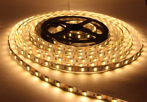 White Led Light Strips 5m 300leds 12v Smd5050 Dual White Led Strips Mjjcled