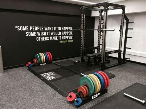 home gym layout design sles best 25 gym decor ideas on pinterest basement gym gym