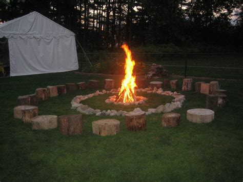 backyard bonfire party ideas daviddrury com the bland leading the bland my