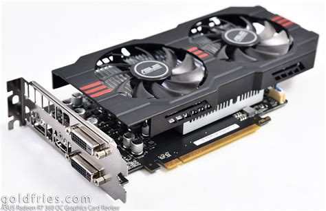 Ken R7 8gb Gold asus radeon r7 360 oc graphics card review goldfries