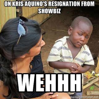 Kris Aquino Meme - kris aquino memes may 3 years pa ang brother ko
