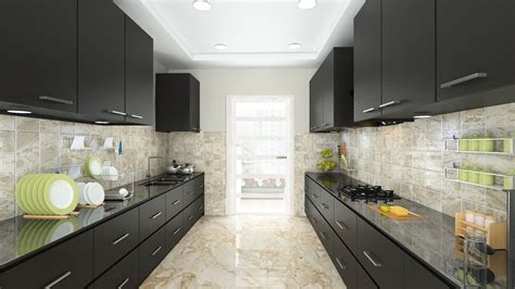 kitchen interior images smart kitchen interior design the brilliant functionality of a parallel kitchen satorie