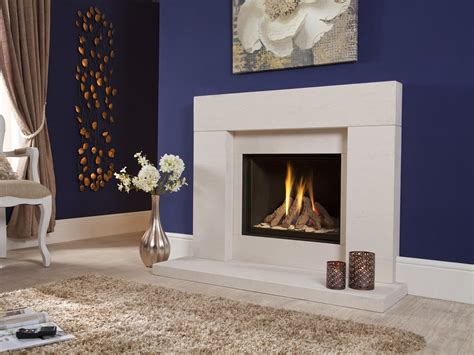 Luxury Gas Fireplace by Stonehenge Luxury Gas Suite With V Cel Select