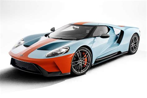 2019 Ford Gt40 by 2019 Ford Gt Heritage Edition Honours Gulf Livery Gt40