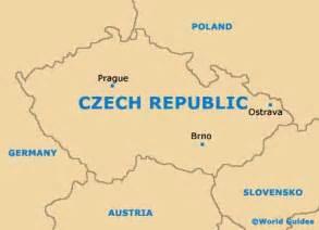 Prague World Map by World Map Prague Czech Republic