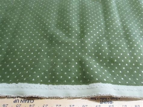 Vintage Auto Upholstery Fabric by 2 7 8 Yds X 55 Quot Of Vintage Velvet Car Or Auto Upholstery