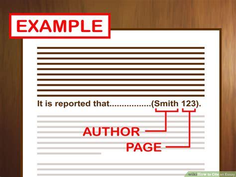 mla in text citation