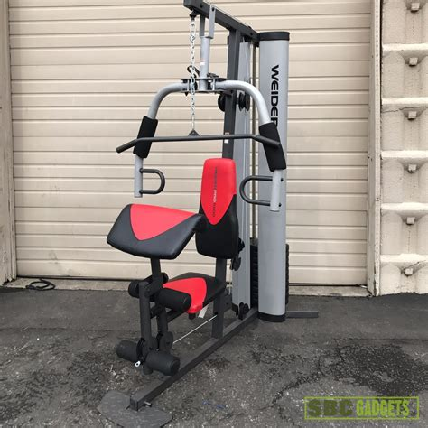 weider pro  workout fitness exercise total body home