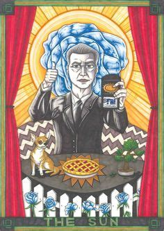 Twin Peaks Gift Card - 1000 images about tarots on pinterest twin peaks tarot and postcards