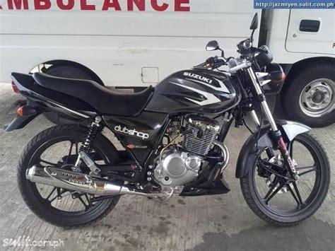 Suzuki Thunder 125 Price 2014 Suzuki Thunder 125 Moto Zombdrive