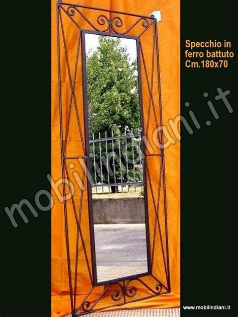 cornici in ferro specchi etnici cornici mirror specchio grande cornice