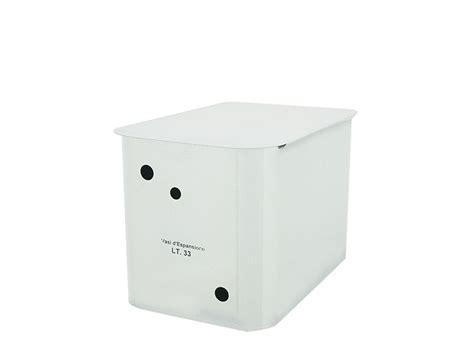 vaso espansione inox vaso di espansione aperto in acciaio inox lt 30 ebay