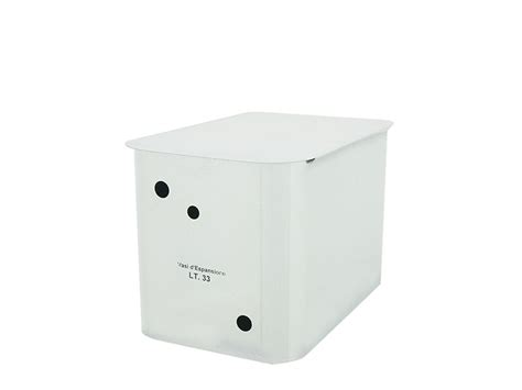 vaso di espansione aperto vaso di espansione aperto in acciaio inox lt 30 ebay