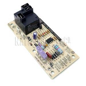b1370735 goodman time delay fan control board