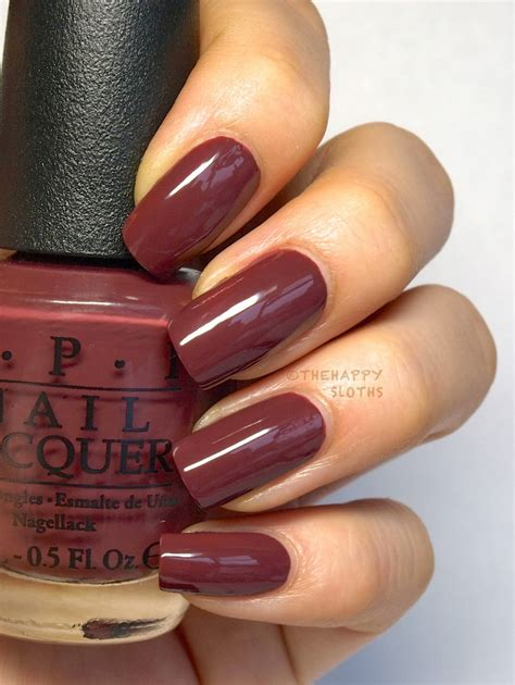 Colour Nail 5 winter nail colors to try out jlounge