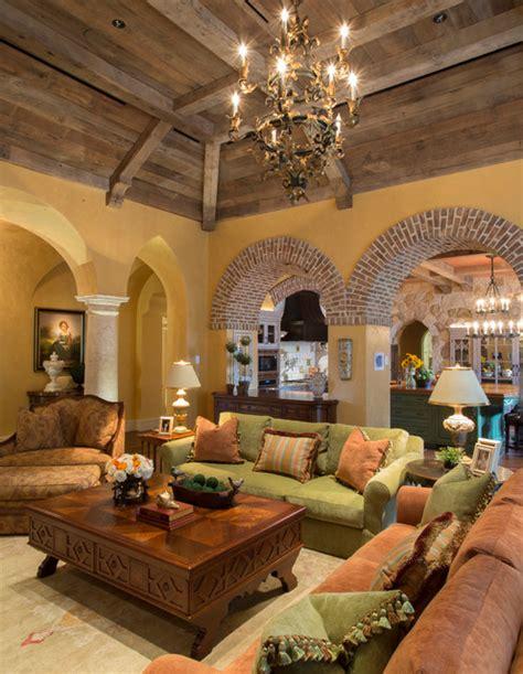 mediterranean living room decor royal