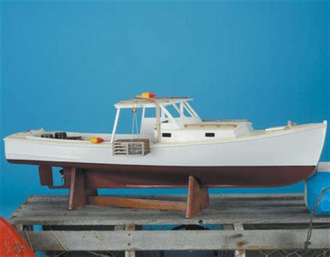 lobster boat model downeast lobster boat model