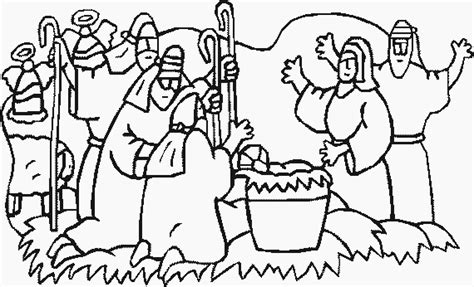 coloring page shepherds christmas christmas coloring pages shepherds