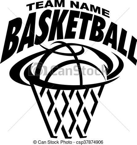 basketball clipart black and white vector basketball stock illustration royalty free