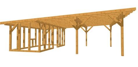 bauanleitung carport herrlich bauanleitung f 252 r carport selber bauen bauplan