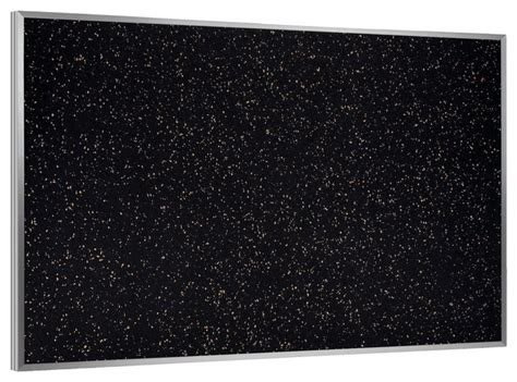 rubber st board ghent aluminum frame recycled rubber bulletin board