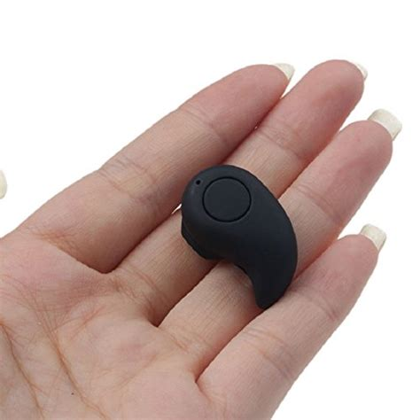Headset Bluetooth Mini Ultra S530 doinshop new ultra small earbud s530 4 0 stereo bluetooth
