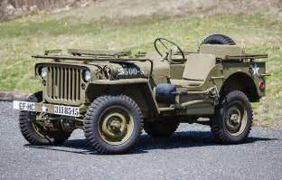 willys jeep hemmings daily