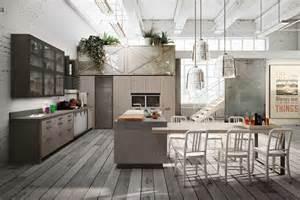cucine per loft cucine moderne componibili snaidero loft acquistabile in