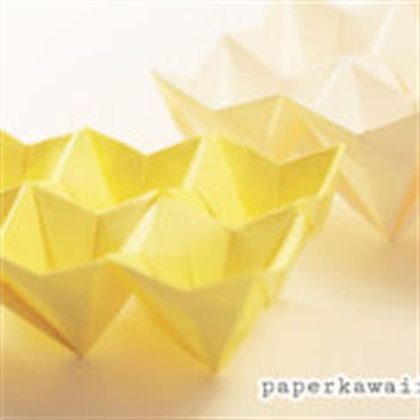 Origami Egg Box - origami egg box tutorial easter paper kawaii