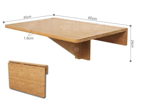 fold up kitchen table wall fold away table and hangs on wall this folding