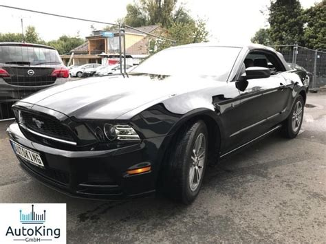 Ford Mustang Autouncle by 912 Gebrauchte Ford Mustang Ford Mustang Gebrauchtwagen