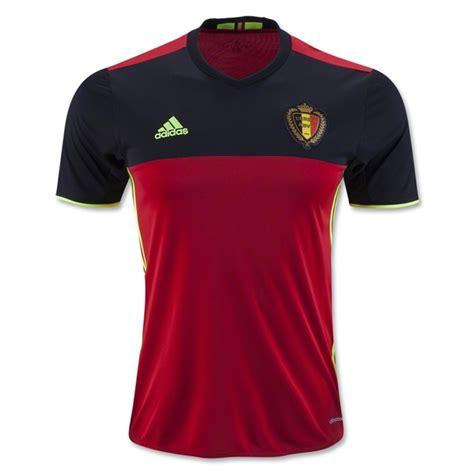 Jersey Belgia Home 2016 belgium jersey 2016