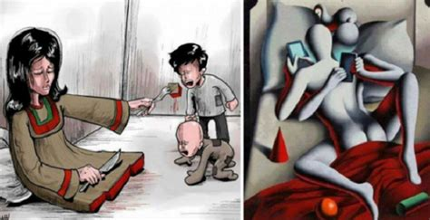 A Shocking Two Posts In One Day 2 by 15 Shocking Images Illustrate The Sad Reality Of Everyday