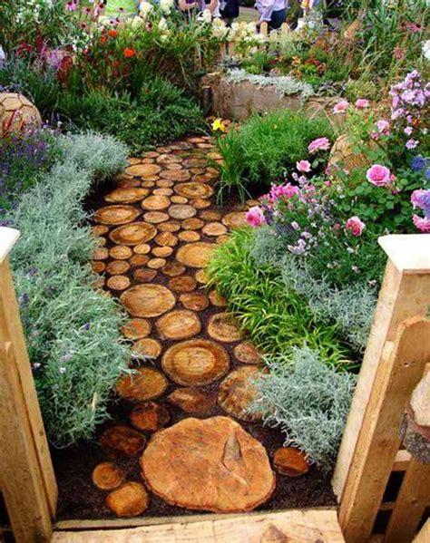 Creative Garden Decor Plain And Boring Backyard Designs Can Be An Eye Sore These Creative Garden Decorations And