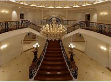 12 Glorious Mansion Staircase Designs That Are Going To ... Inside Mansion House