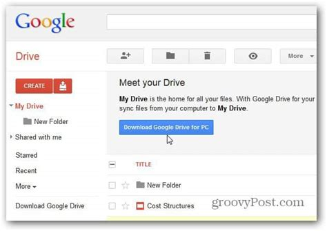 downloadgoogle drive how to start using drive