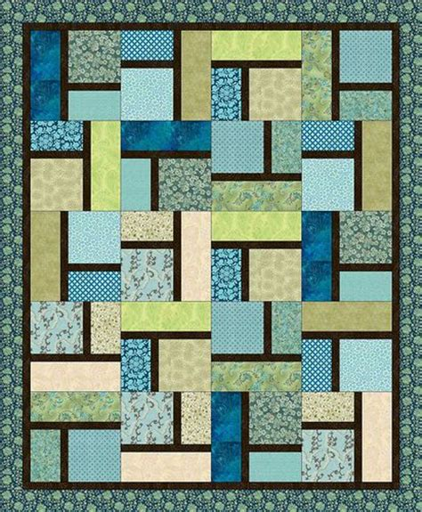 County Lines Quilt Pattern by Quilt Designs County Line And Patterns On