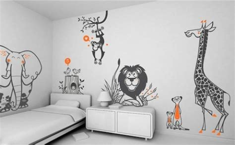 kids bedroom wall decals 24 kids wallpapers images pictures design trends